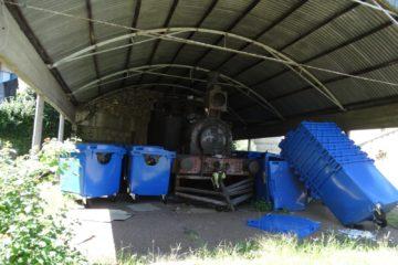 Locomotora La Criollo